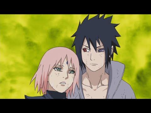 Naruto Shippuden Episode 470 - Naruto vs Kaguya, Sasuke Returns