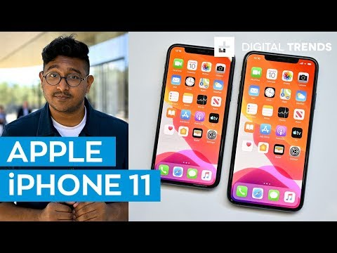 External Review Video T02zUDLsQDs for Apple iPhone 11 Pro & iPhone 11 Pro Max Smartphone