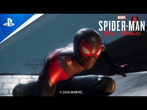 Première démo de gameplay de Marvel's Spider-Man: Miles Morales