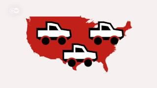 Os carros americanos são americanos?