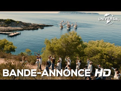 Mamma Mia ! Here We Go Again | DVD neuf (sous blister)