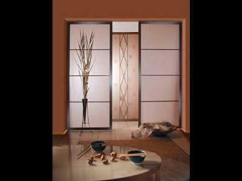 Rotondo Raumteiler Shoji Schiebetüren Glasschiebetüren Ganzglasschiebetüren