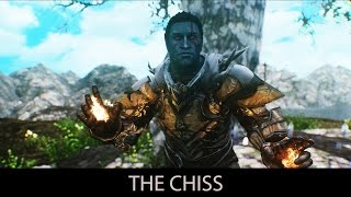 Star Wars Inspired - Skyrim Mods - The Chiss