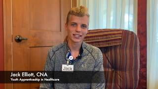 CNA Youth Apprenticeship - Miravida Living