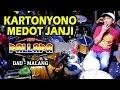KARTONYONO MEDOT JANJI - NEW PALLAPA 2019 - LIVE MALANG FULL CAKMET
