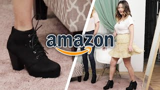 Women Try Amazons Top Rated Heels