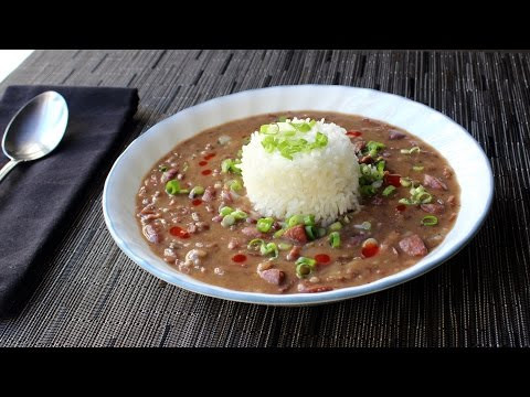 Red Beans and Rice – Creole-Style Spicy Red Beans & Rice Recipe