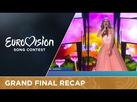 Recap of all the songs of the Grand Final of the 2016 Eurovision Song Contest
