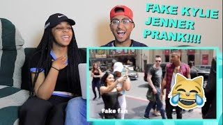 Couple Reacts  Kylie Jenner And NEW Boyfriend Prank Reaction