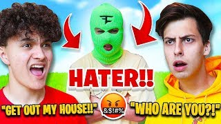 FaZe Jarvis' Biggest Hater Breaks into FaZe House *PRANK*