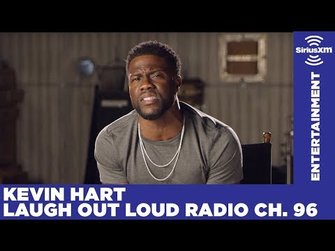 Kevin Hart's Laugh Out Loud Radio on SiriusXM