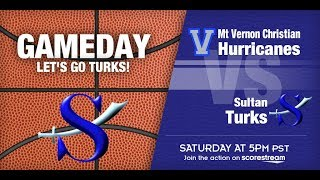 19-20 Lady Turk Basketball vs. Mount Vernon Christian