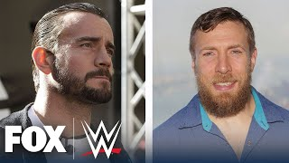 Digital Exclusive Interview: CM Punk And Daniel Bryan Unfiltered | WWE BACKSTAGE | WWE ON FOX