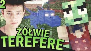 Minecraft Terefere #2  - SMOK SIĘ WYKLUWA!