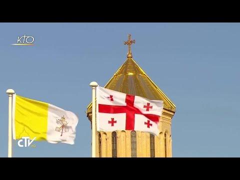 Le Pape François rencontre le Président de la République de Géorgie