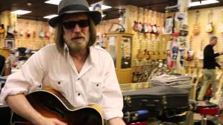 Tom Petty plays with Zach Tabori at Norman's Rare Guitars