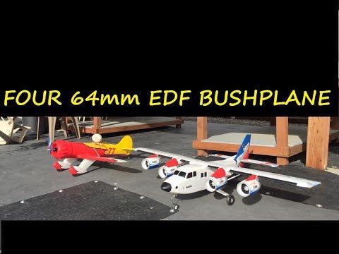 Tengarang Airlines Flight 911 || Avious Bushmule to 64mm EDF