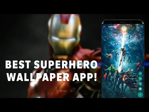 Superheroes Wallpapers 4k Hd 12 Android Descargar Gratis