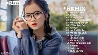 Anh Thanh Niên Remix 💋 Lá Xa Lìa Cành Remix 💋 Mỹ Nhân 💋  Htrol Remix 2020 Nhạc EDM Nhẹ Nhàng