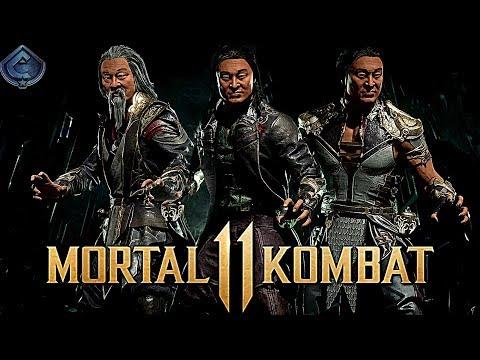 Mortal Kombat 11 - Shang Tsung Epic Gear Showcase!