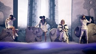 "2NE1 - ""살아 봤으면 해 (IF I WERE YOU)"" LIVE PERFORMANCE"