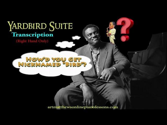 Yardbird Suite