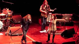 Robert Plant & Band Of Joy live...TEA FOR ONE ! Montreal Canada 2011