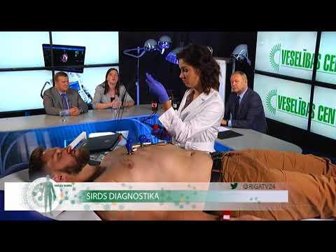 Ieviešana pacientiem ar hipertensiju