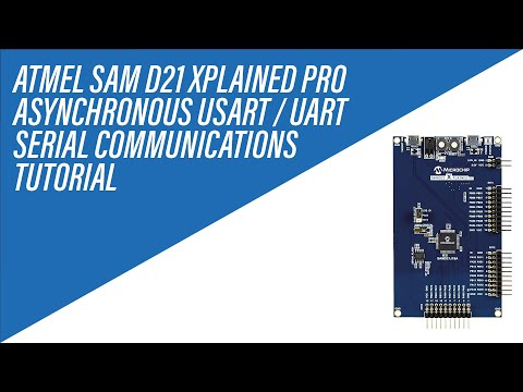 Atmel SAM4S Xplained Pro Tutorial - Getting started