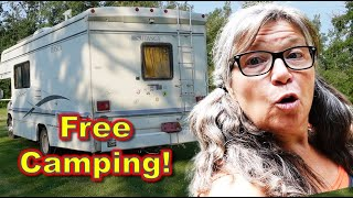 How to Camp for FREE on Public Lands