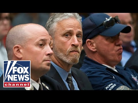 Jon Stewart Blames McConnell For Issues Passing 9/11 Compensation Bills