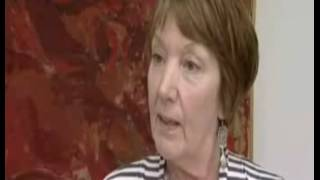 <b>Syd Barrett</b>s Sister Rosemary Breen Interviewed At Her Brothers Art Exhibition London 2011