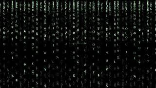 Matrix rain code effects | Matrix rain code | Matrix code screensavers | Matrix rainfall wallpaper