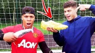 $5 FOOTBALL BOOTS vs $10,000 FOOTBALL BOOTS - MASSIVE difference!