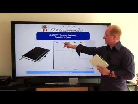 KLARHEIT | Life-Coach + Kalender | Der A5-Organizer für mehr Struktur und Fokus im Alltag |