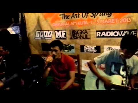 REMEMBER THE RAIN - MENYANYIKAN HUJAN (acoustic)