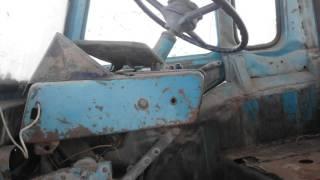 Реставрация мтз - 80