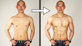 Men Get Photoshopped Into Their Ideal Body Type