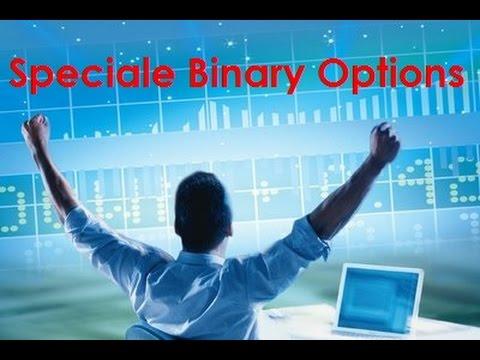 Grafici tecnici delle opzioni binarie