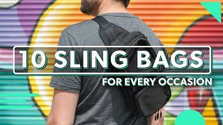 10 Sling Bags For Every Occasion | Should You Travel With One?