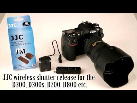 JJC Shutter release unit review