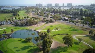 Coronado Municipal Golf Course | San Diego | DJI Mavic Pro