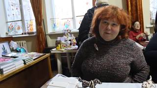 Творчество Ольги Буравчук: HandMade Від Вчених Науковців, Киев