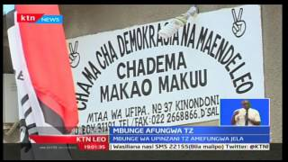 KTN LEO: Mbunge wa upinzani Tanzania afungwa jela kwa kuzua vurugu