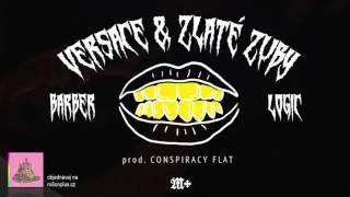 BARBER x YZOMANDIAS - Versace & Zlaté Zuby [prod. Conspiracy Flat]