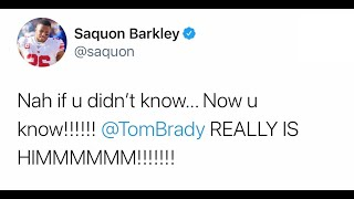 NFL Players React to Tom Brady Winning Super Bowl MVP 2021