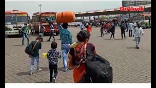 COVID Crisis | Migrants Flee Delhi Again