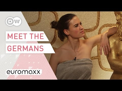 The German sauna culture – nudity and all | Meet the Germans