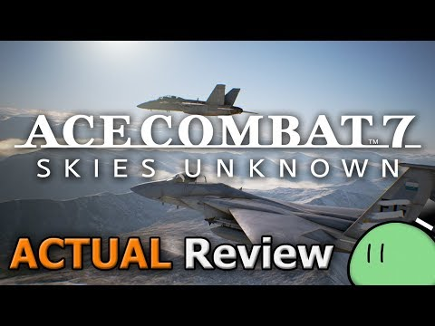 Ace Combat 7: Skies Unknown (ACTUAL Game Review) video thumbnail