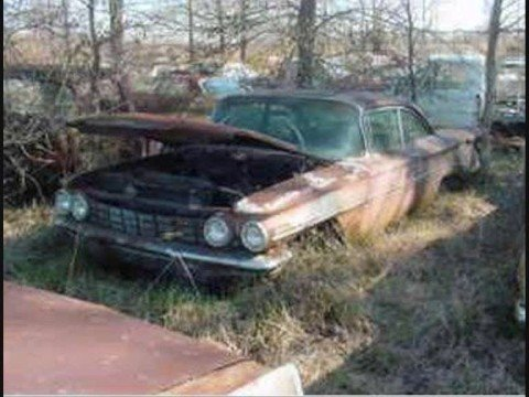 More old forgotten rides